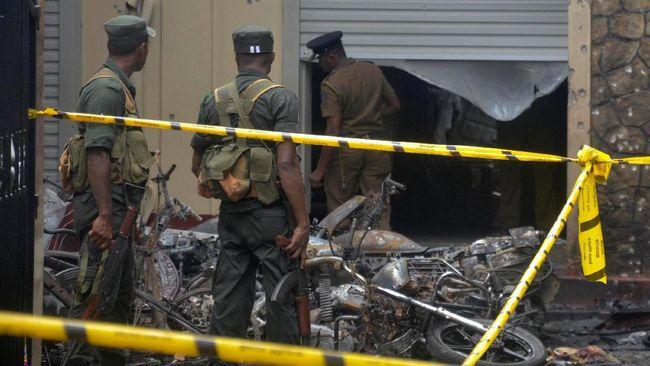 Pelaku di balik serangan bom Paskah Sri Lanka disebut menerima dana bantuan dari badan intelijen negara.