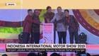 VIDEO: Menteri Perindustrian Buka Pameran Otomotif IIMS 2019
