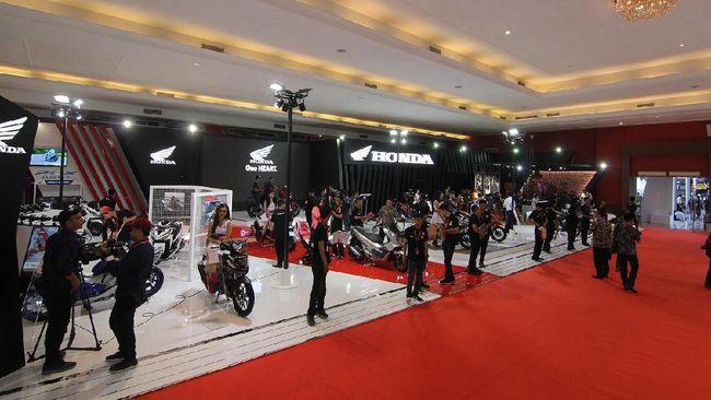 Produsen sepeda motor yang tergabung dalam AISI belum mengajukan permohonan relaksasi pajak sepeda motor baru.