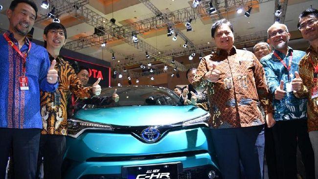 Menurut Kementerian Perindustrian Airlangga Hartarto, produsen mobil konvensional dalam negeri juga bisa memanfaatkan CEPA dengan Australia.