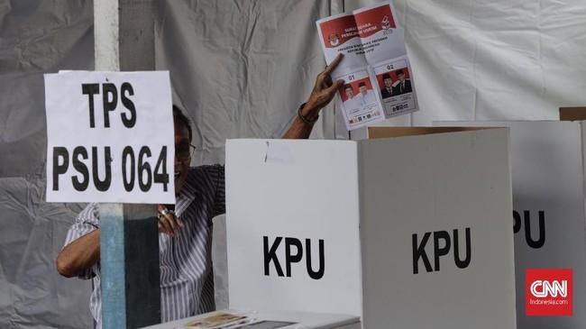 Draf RUU Pemilu: Pemilu 2024 Serentak Lagi Seperti 2019
