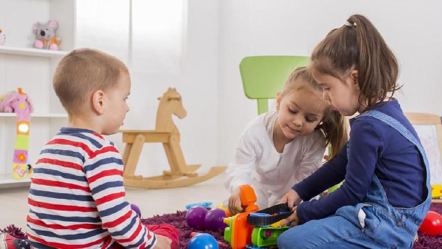 Tips Membuat Play Ground Sendiri agar Si Kecil Betah Main di Rumah