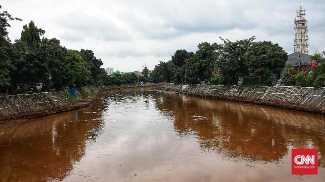 Panik Dihajar Massa, 'Mata Elang' Lompat Sungai Gunung Sahari