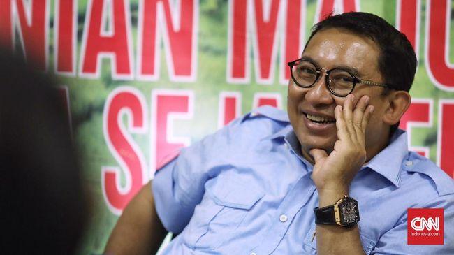 Fadli Tuding Ikrar NKRI Wiranto Siasat Amankan Kursi Menteri
