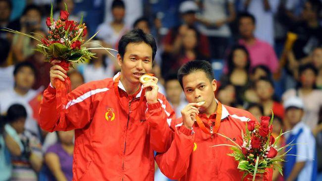 Markis Kido bercerita perjalanan karier sebagai perenang, masuk ke bulutangkis, hingga menjadi juara Olimpiade dengan kondisi postur yang kurang mendukung.