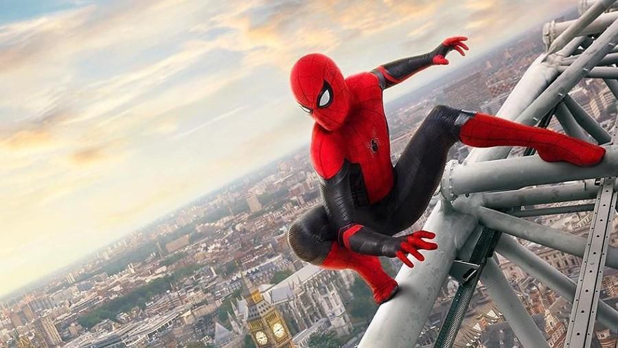 Berseteru dengan Sony Pictures, Spider-Man 'Dibuang' dari Marvel