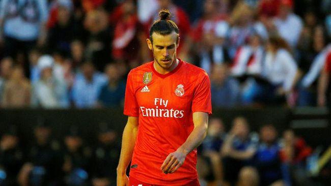 Penyerang sayap Real Madrid, Gareth Bale, semakin sulit mendapatkan tempat di tim inti dalam periode kedua Zinedine Zidane bersama Los Merengues.