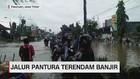 VIDEO: Jalur Pantura Tutup Total Karena Banjir