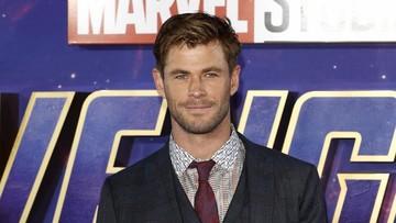 Chris Hemsworth Kenang Masa Kecil di Hollywood Walk of Fame