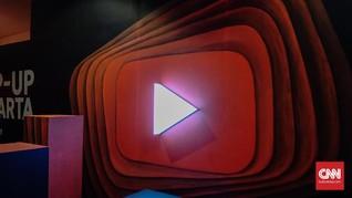 YouTube Hapus 30 Ribu Video Ujaran Kebencian Pada Agustus