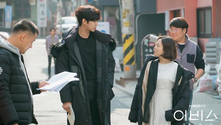Abyss. Bergenre romantis fantasi, Abyss dibintangi Park Bo Young dan Ahn Hyo Seop. Abyss dijadwalkan mulai 6 Mei.
