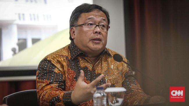 Kepala Bappenas Bambang Brodjonegoro menilai teknologi blockchain bisa membuat industri di dalam negeri lebih efisien dan berdaya saing.