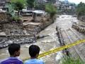 Banjir Bandang di Pemukiman Samosir, Satu Warga Hilang