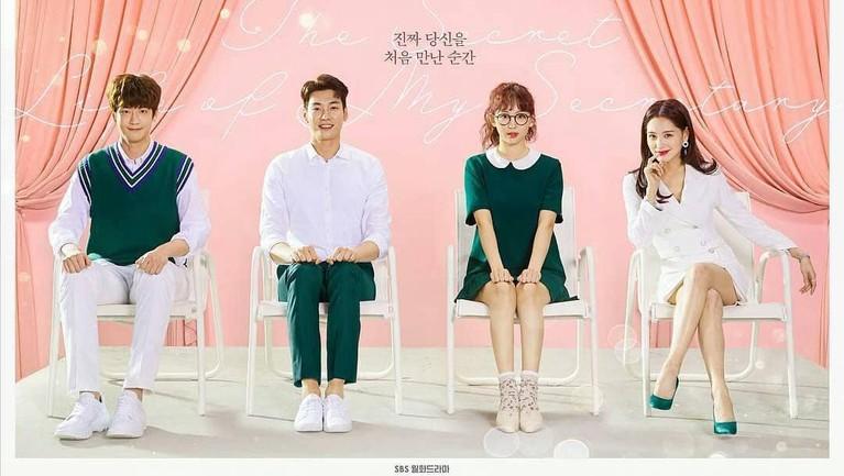 The Secret Life of My Secretary. Drama ini mengisahkan tentang kisah asmara antara Do Min Ik, direktur mobile media, dengan sekertarisnya, Jung Gal Hee. Drama ini akan tayang pada 6 Mei.