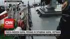 VIDEO: Pasca-Insiden Kapal Perang RI Ditabrak Kapal Vietnam