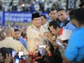 Pidato Prabowo di May Day: Media Merusak Demokrasi