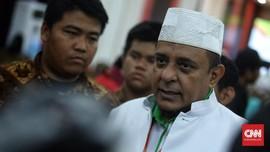 Prabowo Kalah, GNPF Sebut Kepulangan Rizieq Belum Dibicarakan