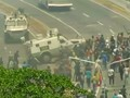 VIDEO: Suasana Kerusuhan Tolak Maduro di Venezuela