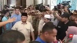 VIDEO: Kedatangan Prabowo di Ijtimak Ulama III