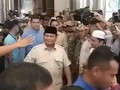 VIDEO: Kedatangan Prabowo di Ijtimak Ulama III