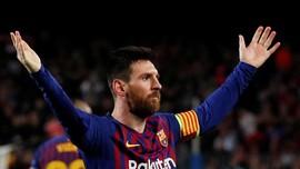 Capello Sanjung Lionel Messi