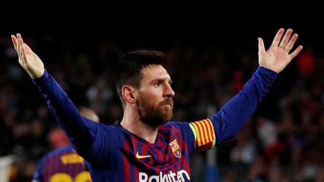 Barcelona Diklaim Dekati Neymar untuk Tipu Messi