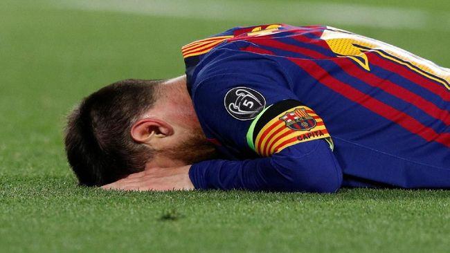 Messi Tak Pantas Dijadikan 'Kambing Hitam' di Liverpool