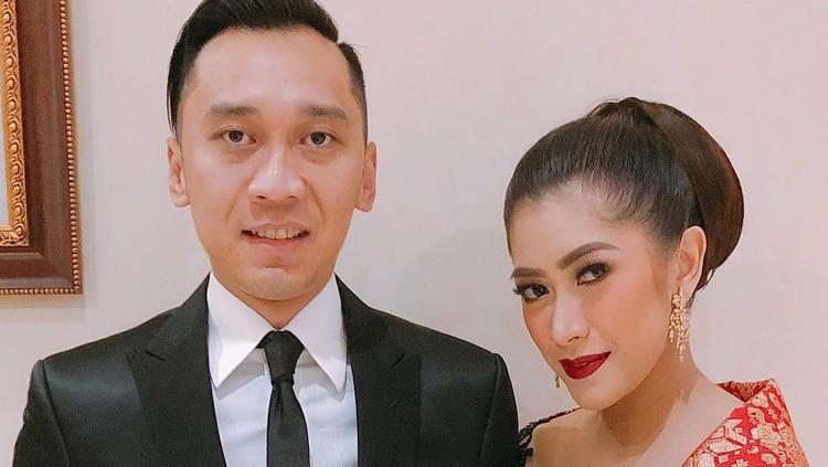 Berulang tahun ke-33, Aliya Rajaya dapat kejutan romantis dari sang suami, Ibas Yudhoyono.