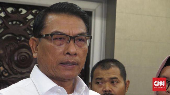 Pemerintah berharap para purnawirawan jenderal TNI tak salah persepsi soal penangkapan hingga penetapan tersangka terhadap Kivlan Zen dan Soenarko.