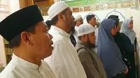 <p>Selain didampingi Menteri Agama selaku penanggungjawab pelaksana ibadah haji jamaah asal Indonesia, juga ikut serta dalam rombongan yaitu Menteri Kesehatan Nila F. Moeloek dan Dubes RI untuk Kerajaan Saudi Arabia, Agus Maftuh Abiegebril. (Foto: Istimewa)</p>