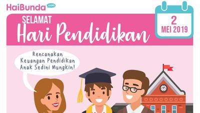 Tips Rencanakan Dana Pendidikan Anak