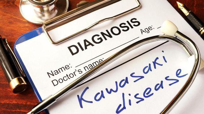 Sebanyak 50 anak didiagnosis menderita penyakit kawasaki di California, Amerika Serikat.