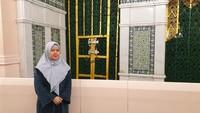<p>Akses dari Kerajaan Saudi Arabia yang diberikan kepada Puan Maharani ini dikarenakan hubungannya dengan Raja Salman sangat dekat. Selain itu sebagai wujud penghormatan Kerajaan Arab Saudi kepada kakek Puan, Ir. Soekarno. (Foto: Yadi Jentak - Dewan Masjid Indonesia)</p>