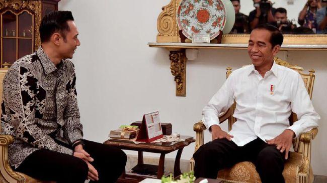 Pertemuan dengan AHY dinilai sebagai strategi Jokowi mendelegitimasi kekuatan Prabowo-Sandi setelah sebelumnya langkah mengutus Luhut bertemu Prabowo gagal.