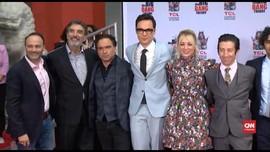 VIDEO: 'The Big Bang Theory' Berakhir di Tanah Liat Hollywood