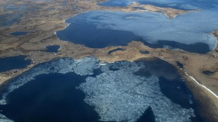 Alaska Capai Rekor Suhu Tertinggi Sepanjang Masa