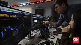 Capital Inflow Dongkrak Penguatan IHSG