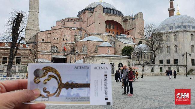 Selain kebudayan, Turki bisa dinikmati dari beragam perspektif mulai dari sejarah, panorama, hingga unsur petualangan.