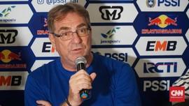 Hadapi Persija di Final Piala Menpora, Robert Utamakan Liga 1