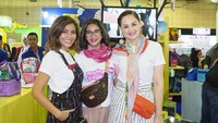 <p>Sedangkan, MB Fair di Surabaya akan digelar pada 28-30 Juni 2019 di Galaxy Mall, Surabaya. Sementara, di Makassar MB Fair bakal diselenggarakan pada 23 - 25 Agustus 2019 di TSM (Trans Studio Mall Makassar). (Foto: Mother & Baby Fair 2019) </p>
