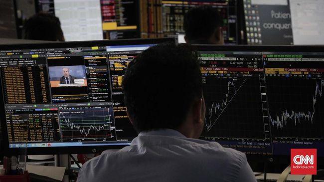 IHSG melemah 5,67 poin atau 0,09 persen ke posisi 5.970 pada Kamis (6/5) sore. 222 saham tercatat menguat, namun 269 saham lainnya terkoreksi.
