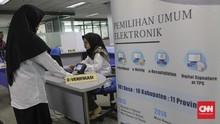 DPR Atur Pemungutan Suara e-Voting di Draf RUU Pemilu