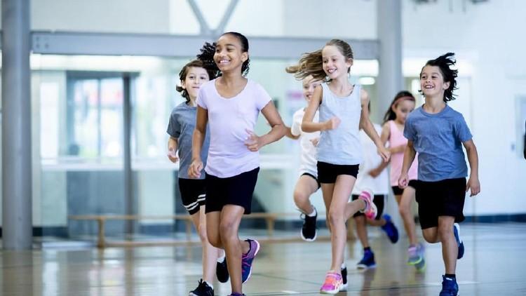 Olahraga yang dilakukan si kecil bisa dipengaruhi oleh tipe seperti apa sih dia.