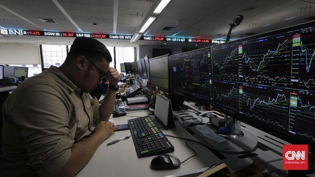 Sektor Infrastruktur Anjlok Tajam, IHSG Melemah ke 6.261