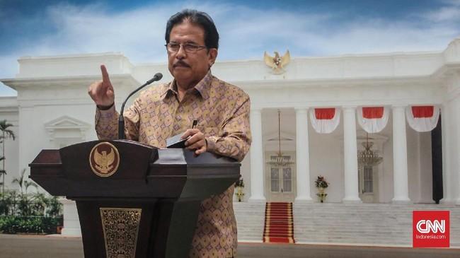 Menteri ATR Respons Surat Terbuka Warga DIY ke Jokowi