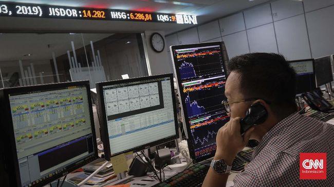 OJK mengklaim jumlah investor pasar modal melonjak 42 persen menjadi 3,53 juta SID per 19 November 2020.