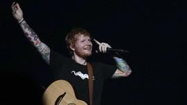 Ed Sheeran Umumkan Kelahiran Anak Pertama