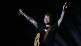 Ed Sheeran Bakal Beri 'Kado Natal' Esok