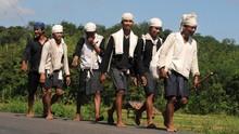 Hampir Setahun Pandemi, Suku Baduy Nol Kasus Corona