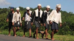 Bantah Surati Jokowi, Tetua Baduy Bolehkan Turis Berkunjung